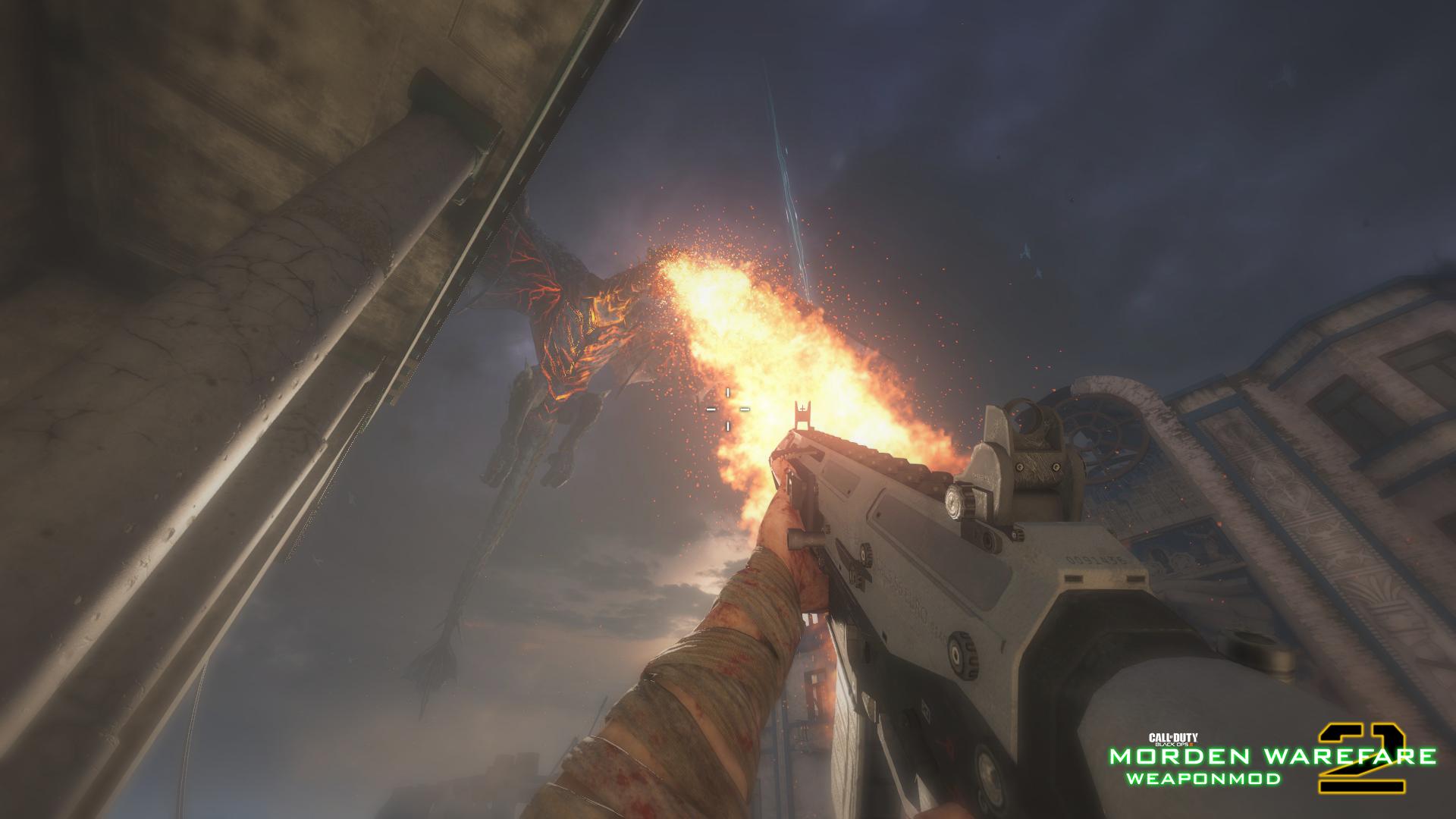 Steam Workshop :: Modern Warfare 2 Weapon Mod [ZM Only]