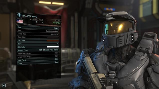 Steam Workshop :: Halo: Baseline MJOLNIR [WOTC]