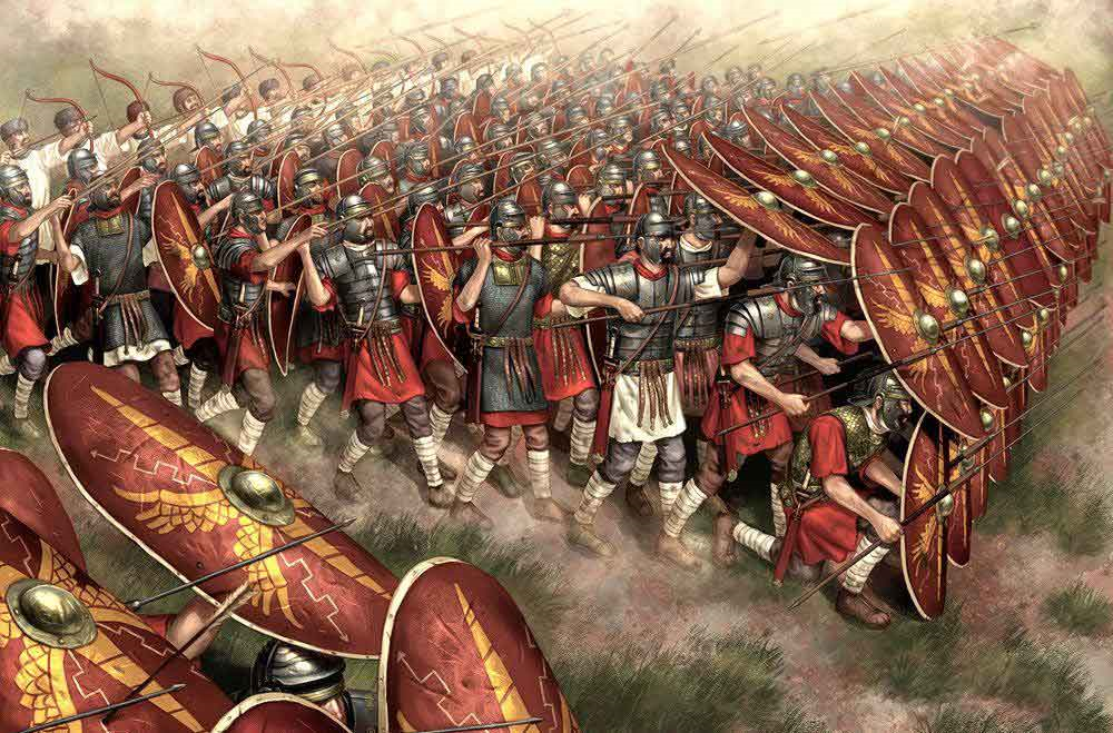 a history of advancement in the roman empire Did the fall of the roman empire halt the advancement of culture, technology and knowledge for western civilization in the philosophy and history of.