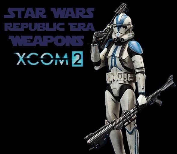 [Vanilla] Star Wars: Republic Era Weapons