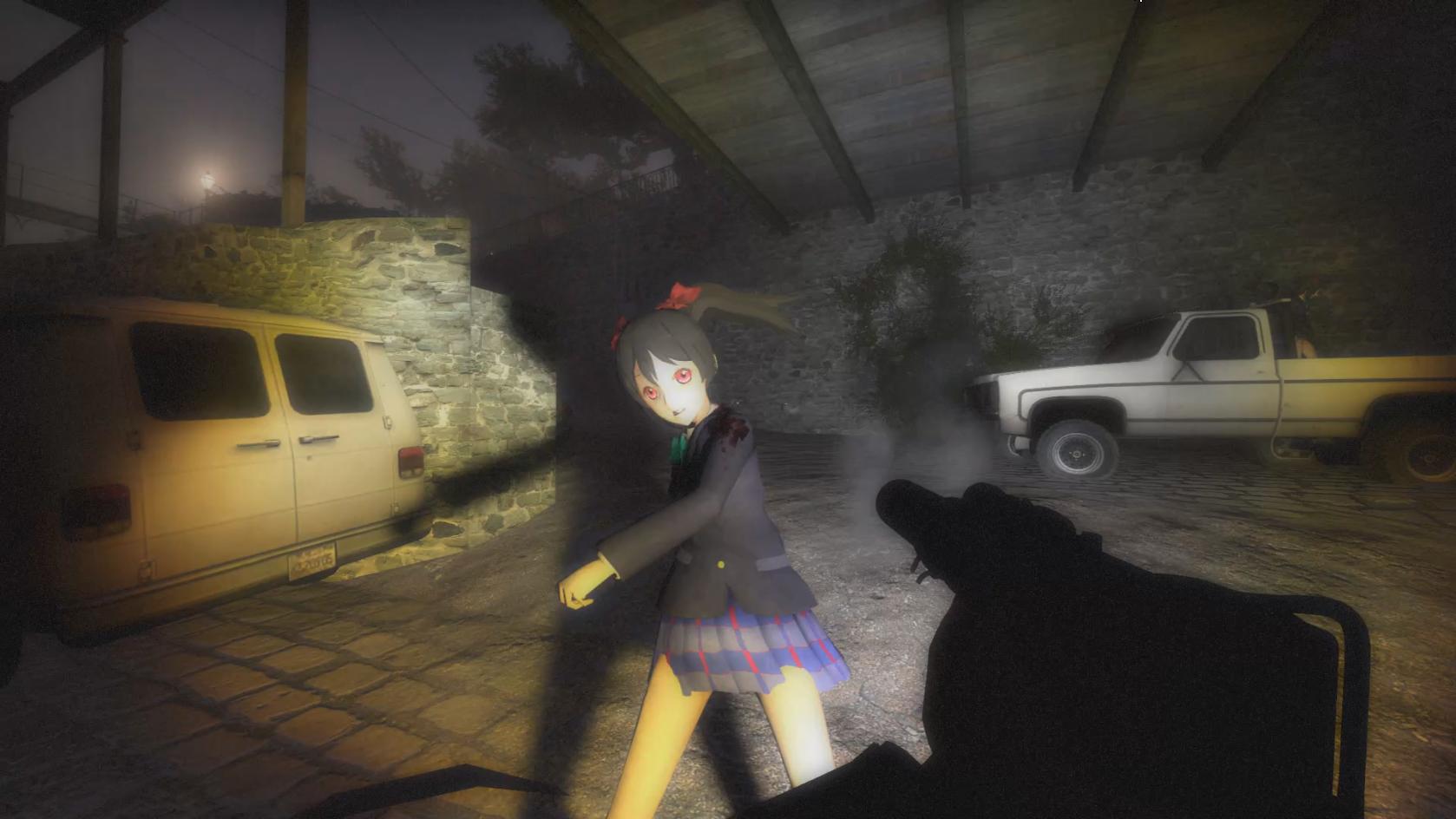 Steam Workshop :: Nico Nico Niinfected! - Love Live [CI Mod]