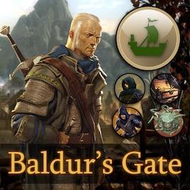 Steam Workshop :: [BNW] Civilizations of Faerun - Baldur's Gate