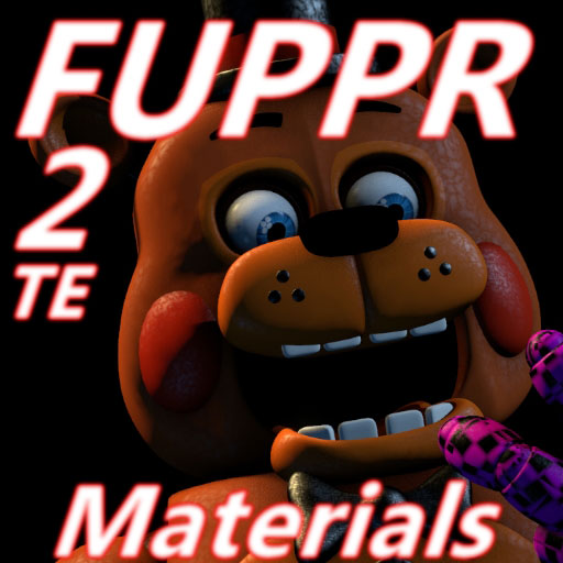 Fazbear's Ultimate Pill Pack Remaster 2 TE Materials