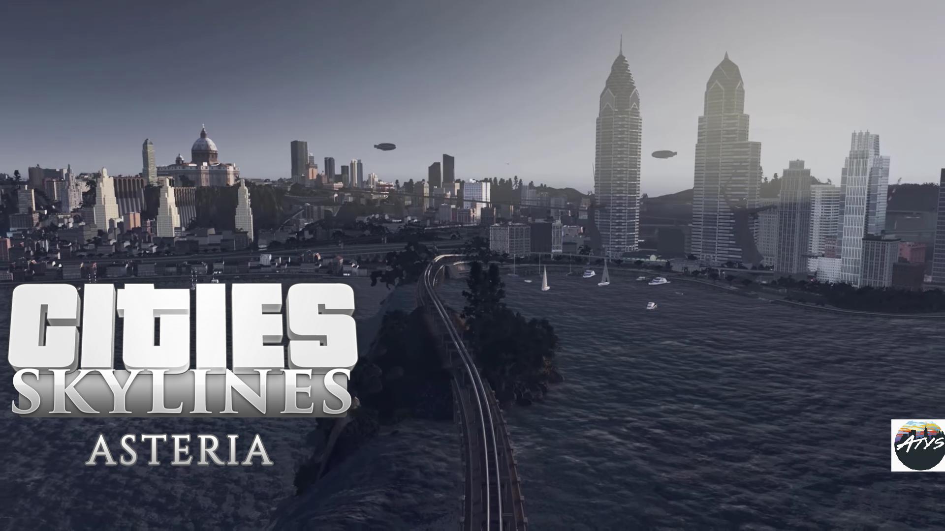 Steam Workshop :: Cities Skylines: Asteria Style (Atys)