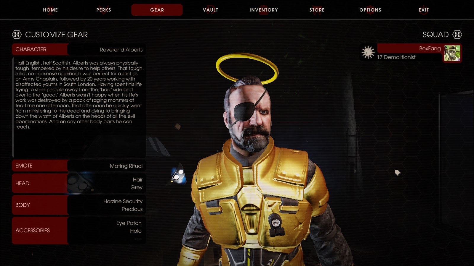 I Finally Have My Gear Outfit Complet Please Share Yours Killingfloor