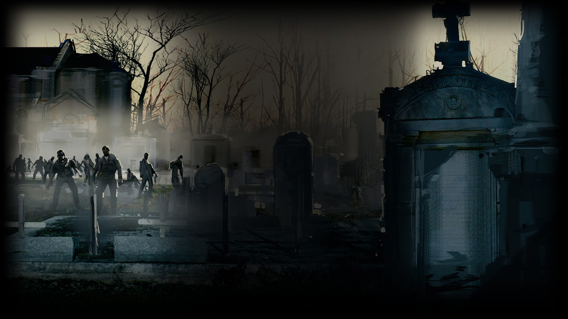 Steam Community :: :: Cemetery Left 4 Dead 2