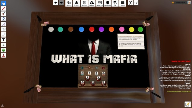 Steam Workshop Mafia The Party Game