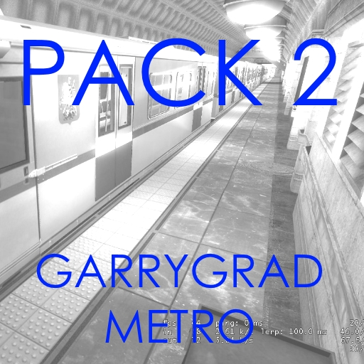 Garrygrad Metropoliten [pack 2/5]