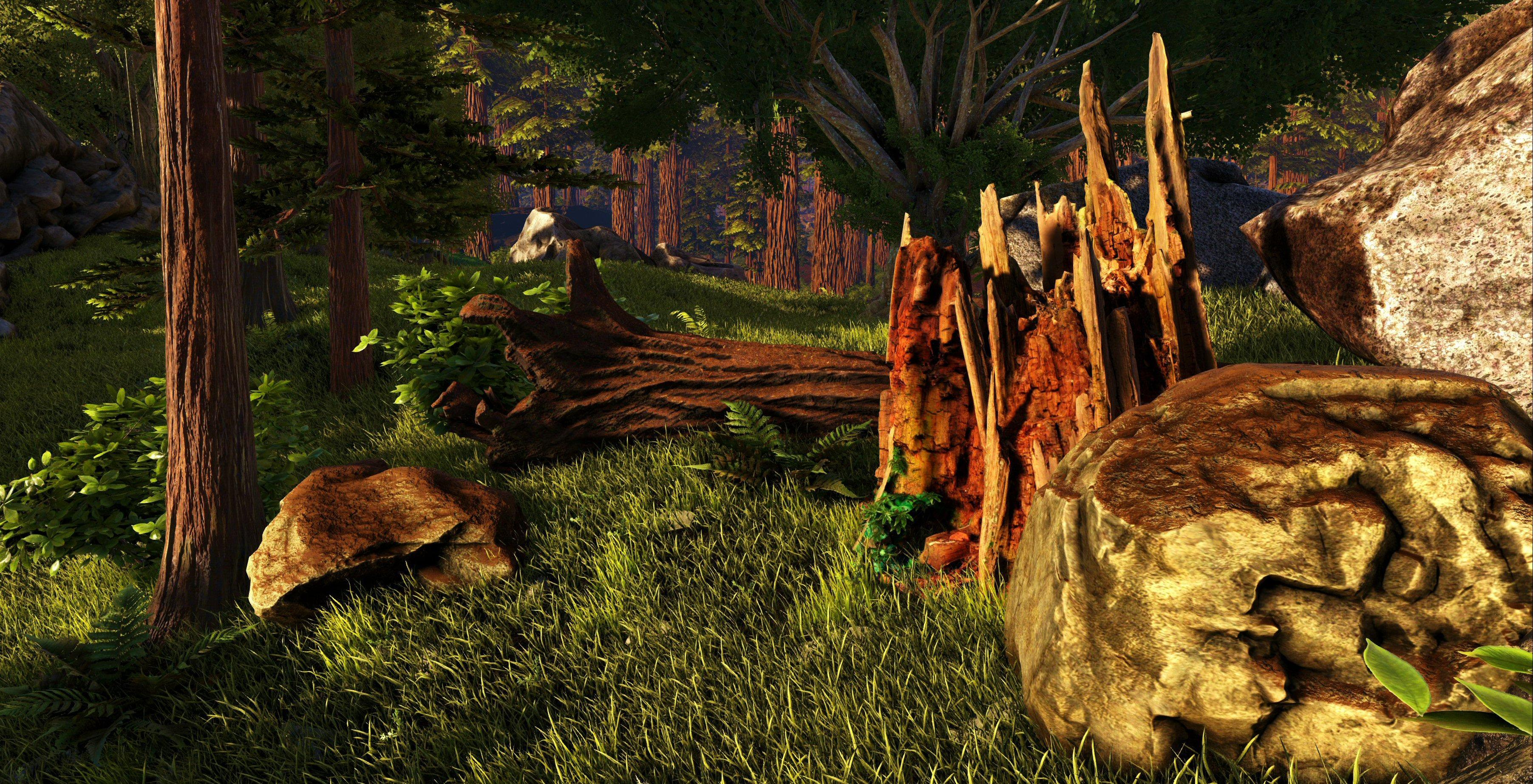 Steam Workshop Eco Trees