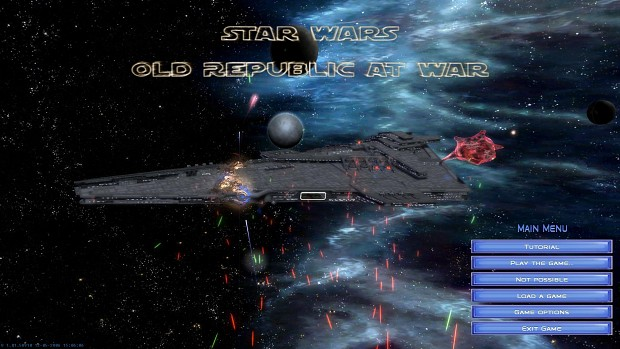 Steam Workshop :: Old Republic at War (Classic) - With Flashy Projectile