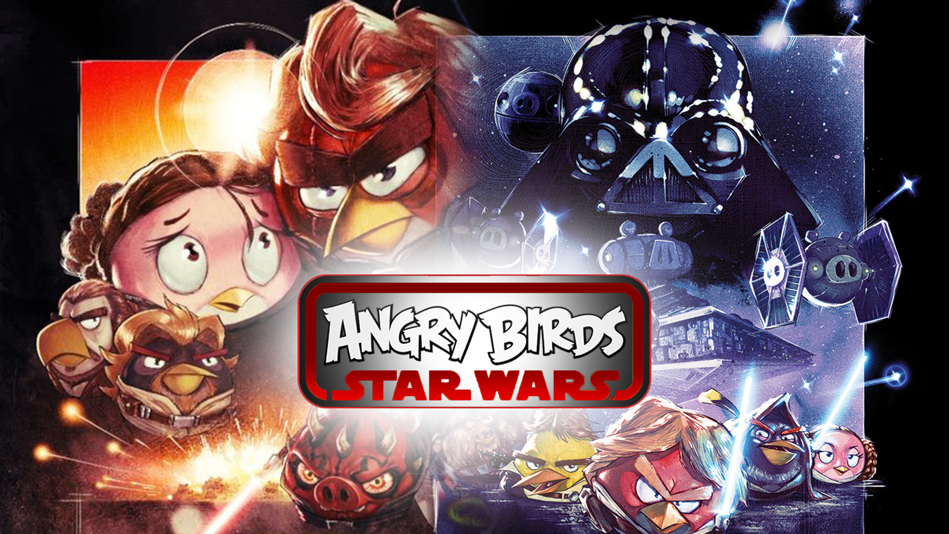 Steam Community Angry Birds Star Wars 5th Anniversary Sw 40th Wallpaper