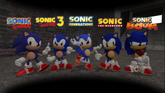 Steam Workshop Sonic Classic