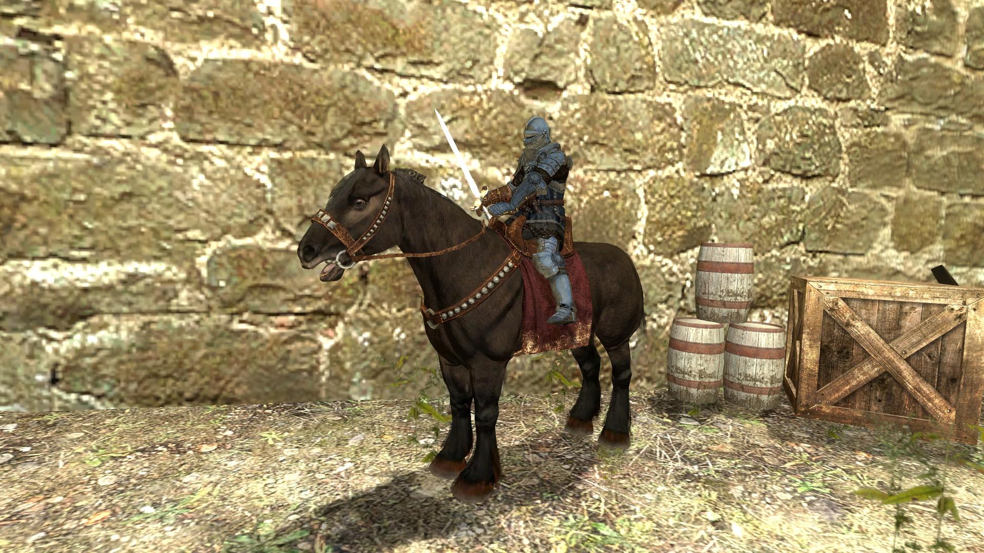 Steam Workshop :: Skyrim rideable horses [WIP]