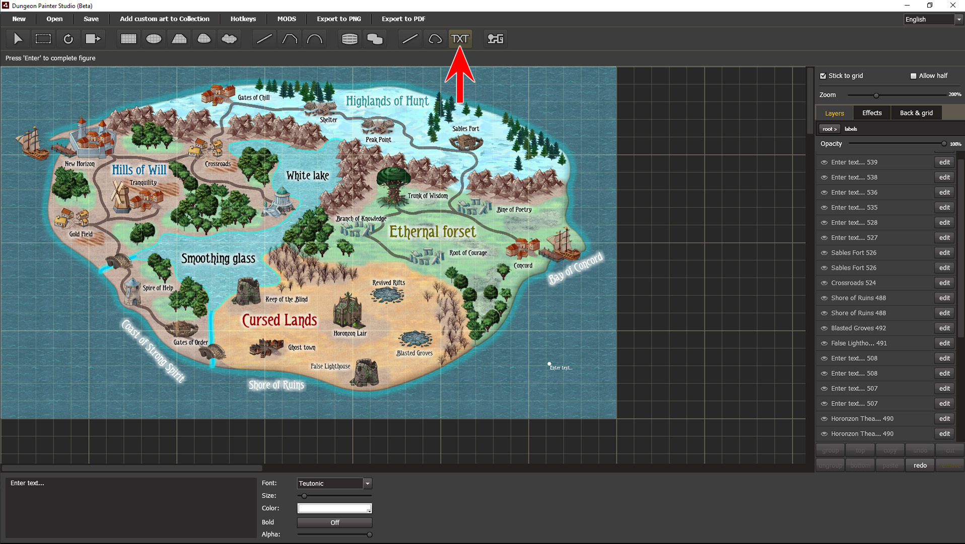 Steam community guide world map creation guide go inside island group and use terrain brush tool to comuflate transitions between biomes paint marshes and grass under the forest gumiabroncs Gallery