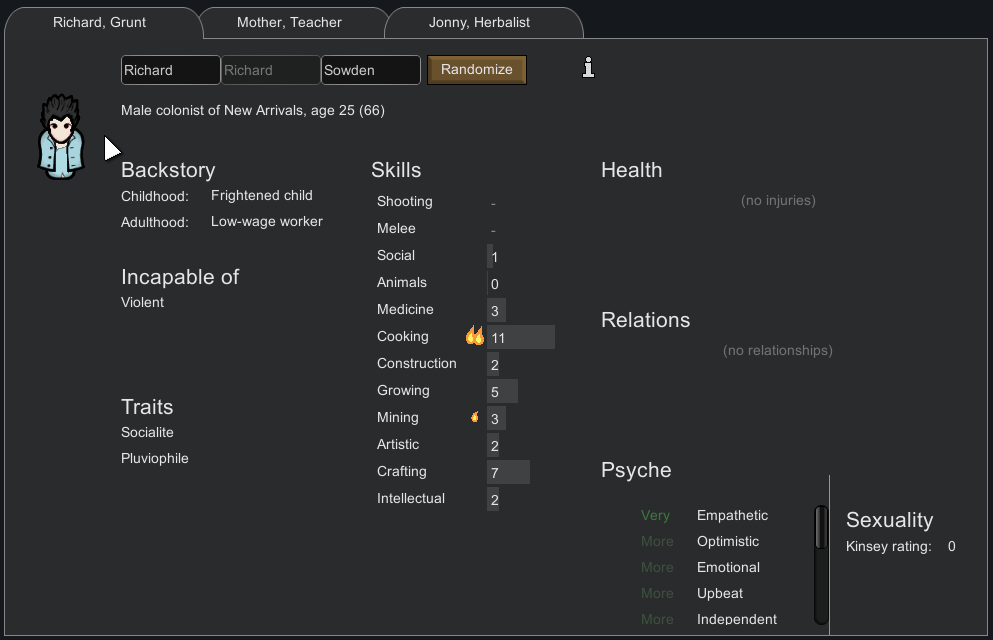 Steam Workshop :: [A17] Psychology