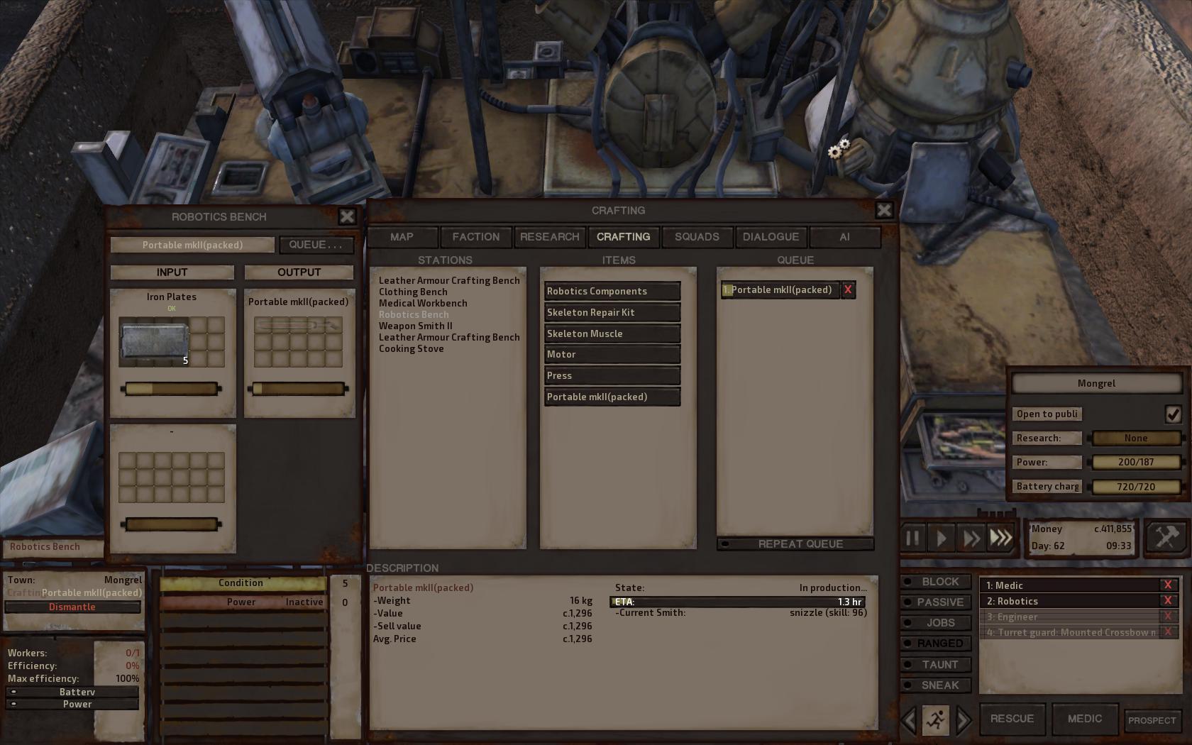 Steam Workshop :: Portable mkII Turrets