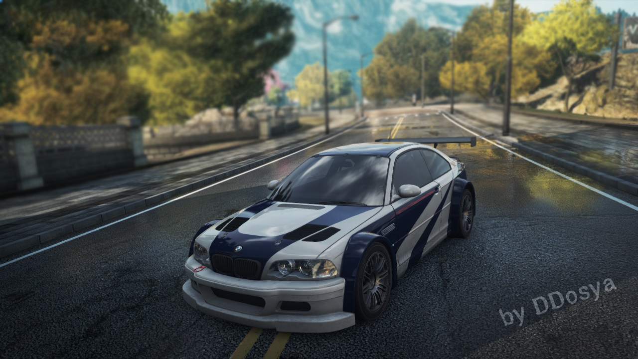 Steam Community Bmw M3 Gtr Need For Speed Most Wanted 2012