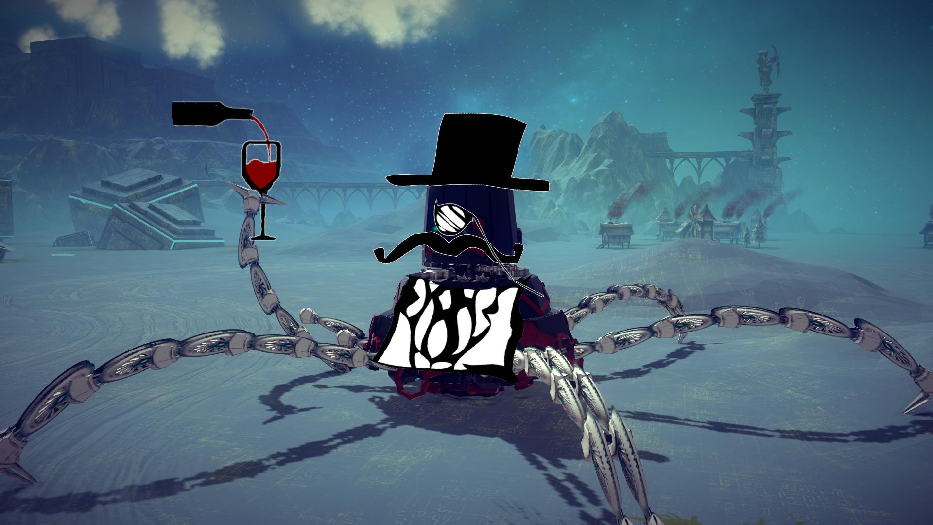 Steam Workshop :: Guardian Stalker (Zelda BotW) - [Drako, Draegast'd]