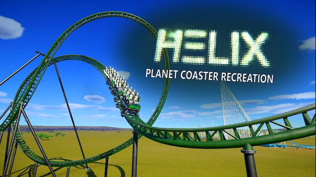 Steam Workshop :: Helix Liseberg - Recreation