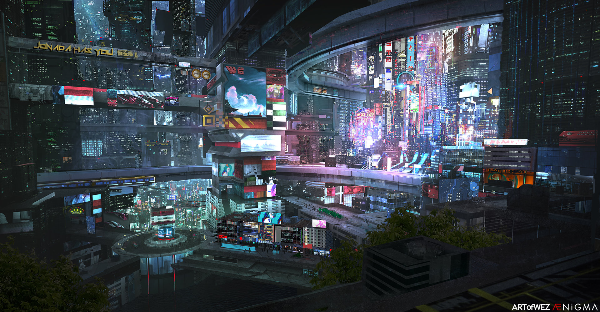 cyberpunk essays Technology is increasingly becoming part of humanity latest developments in technology have proved that humans are capable of doing things that were once.
