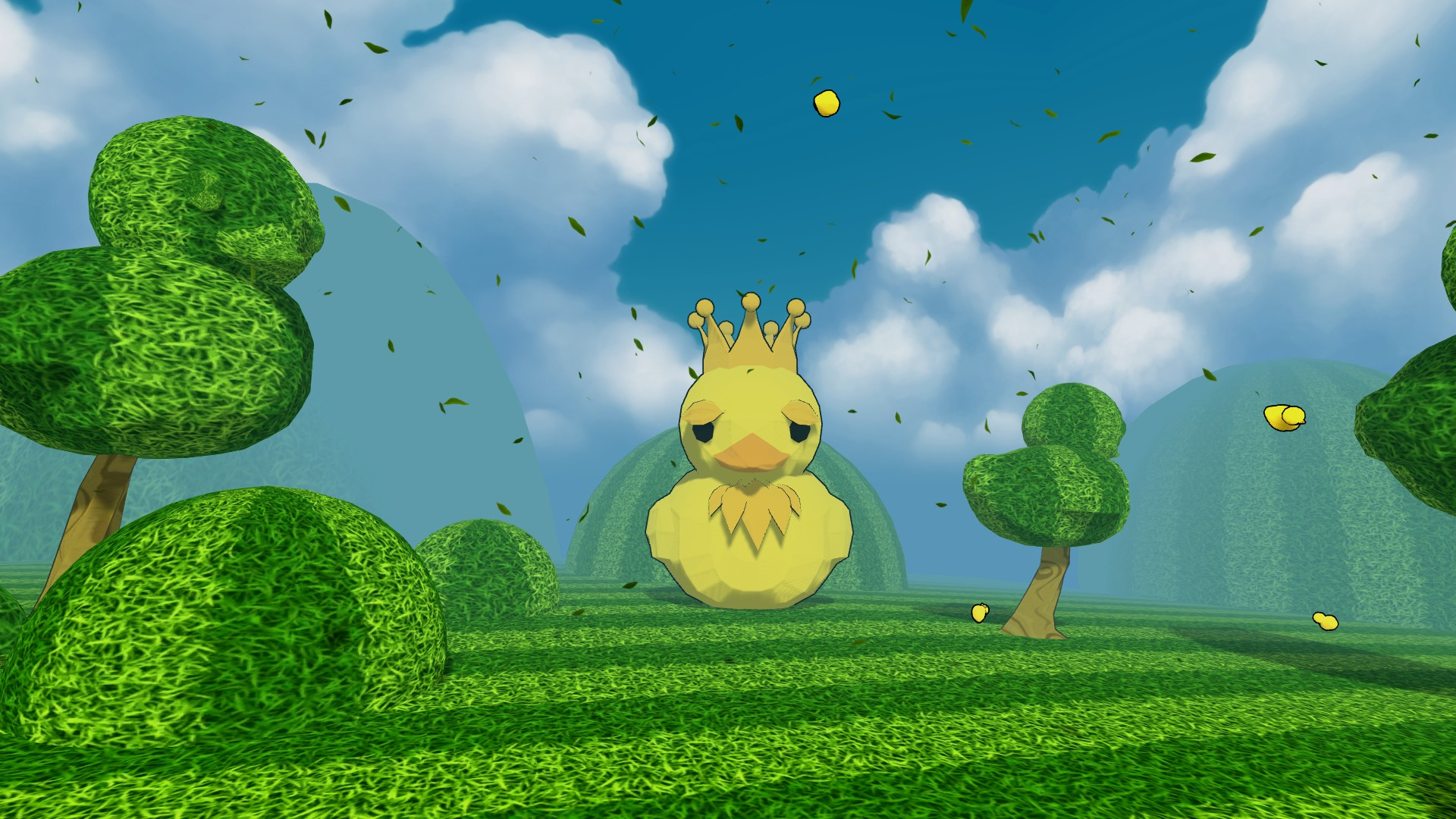 Steam Community :: Screenshot :: Duck King!