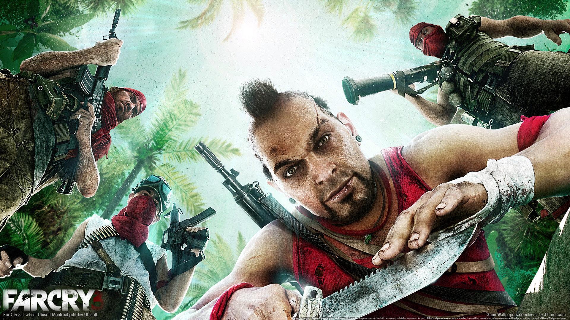 Steam Workshop Far Cry 3