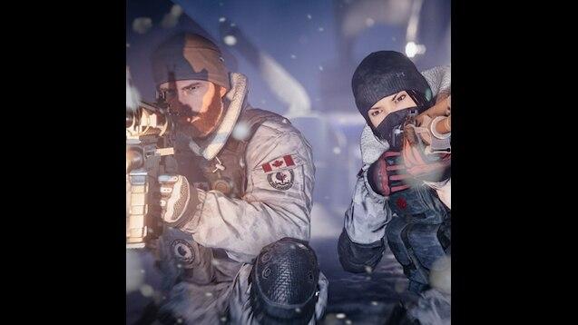Steam Workshop Full Hd R6 Rainbow Six Siege Black Ice