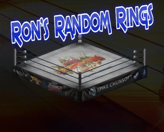 Steam Workshop :: Ron's Random Rings (Fire Pro Wrestling World)