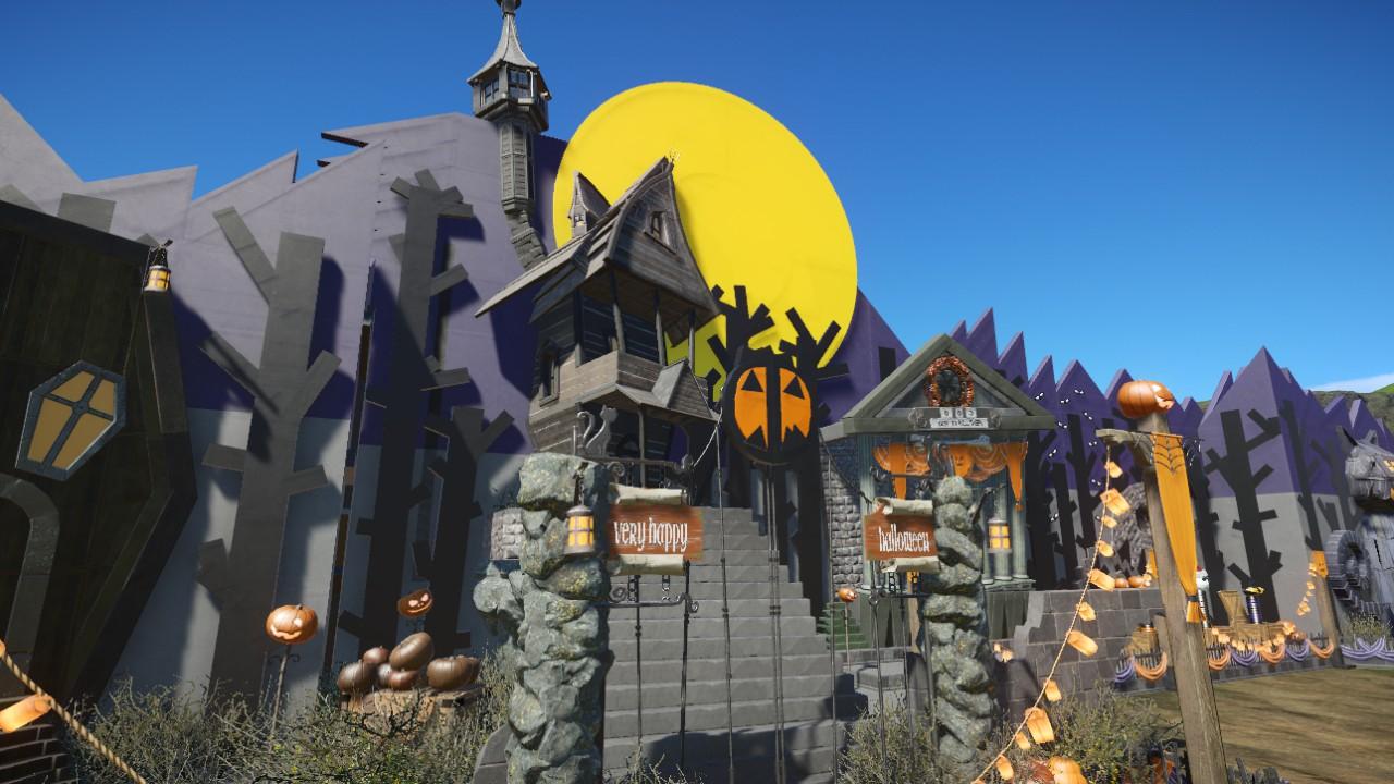 aritario's Halloweentown