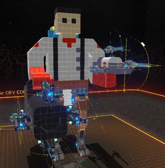 Try These Robocraft Steam Spy {Mahindra Racing}
