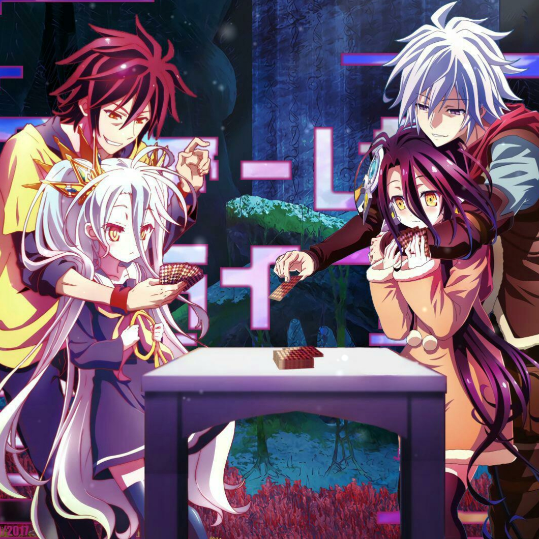 Steam Community No Game No Life Zero Sora Shiro Riku Shuvi