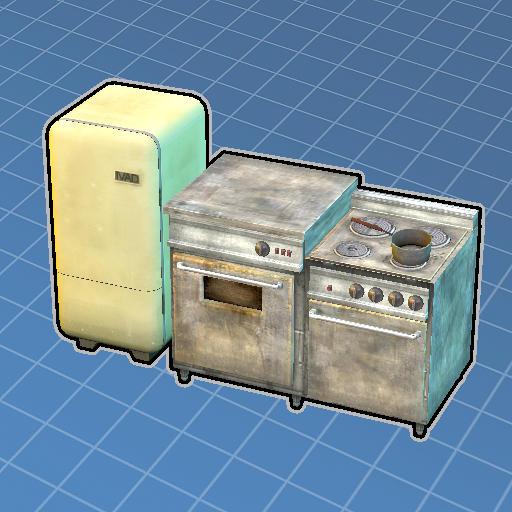 Steam Workshop Kitchen Set