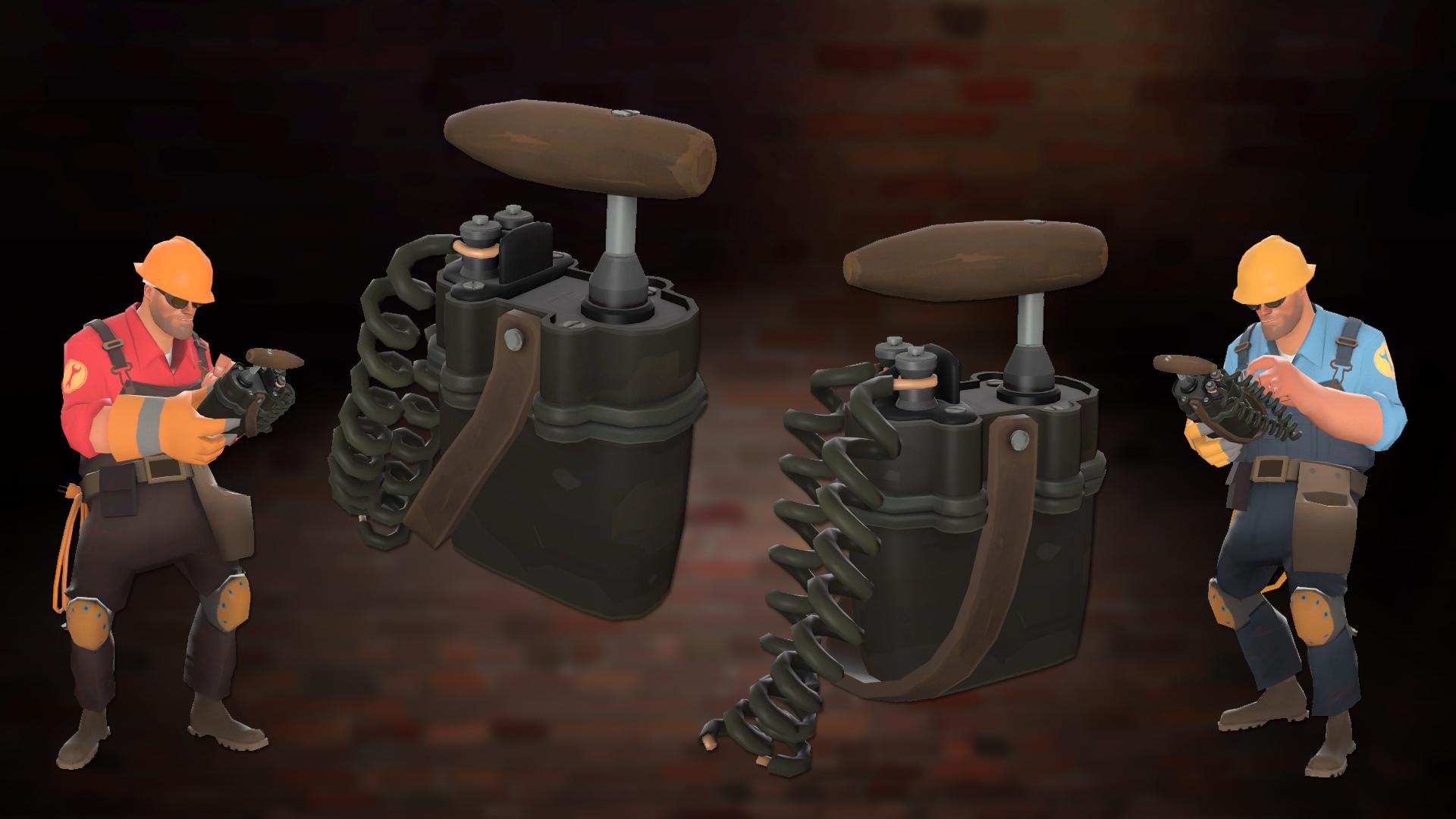 Steam Workshop :: The Artillery Sentry