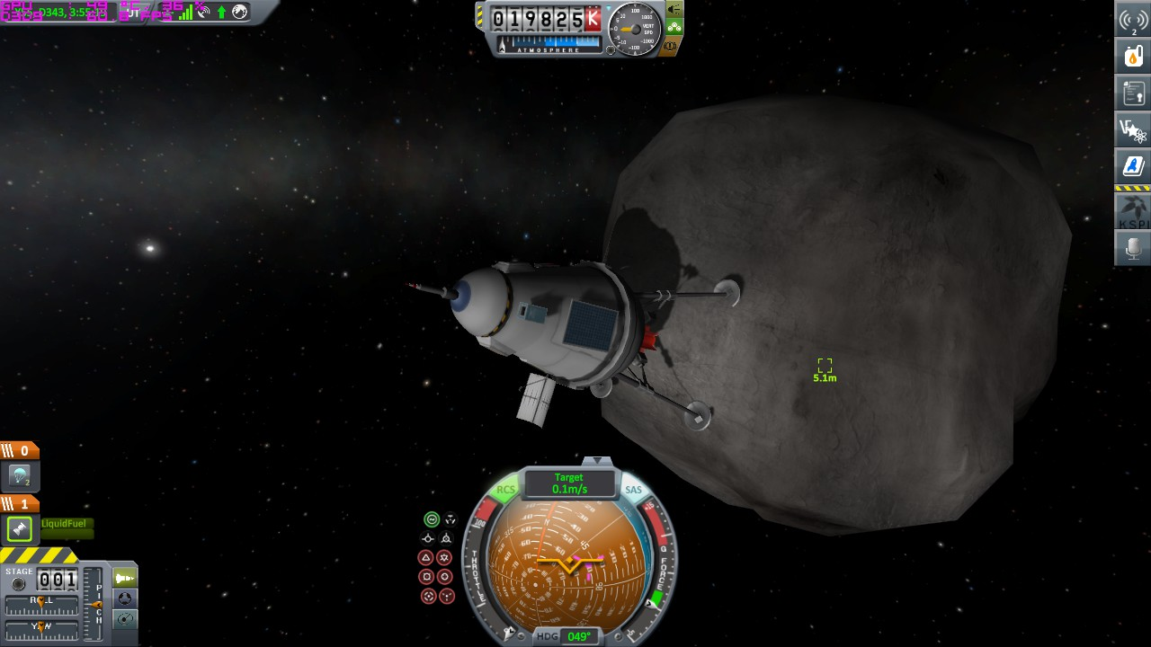 About Dres and it's Dres-teroids - KSP Discussion - Kerbal ...