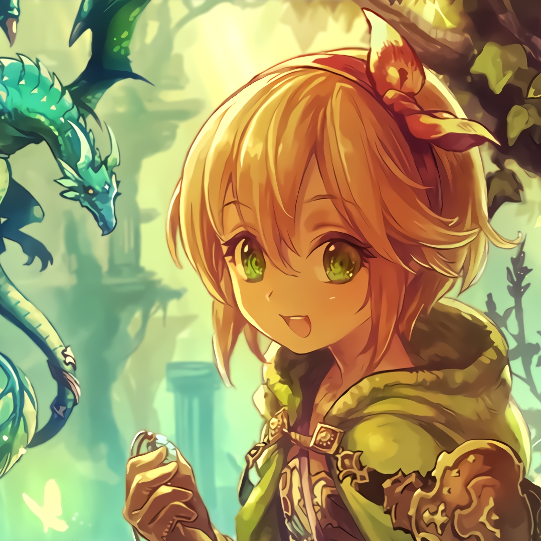 Wallpaper Engine - Elf Girl Liza - Shadowverse