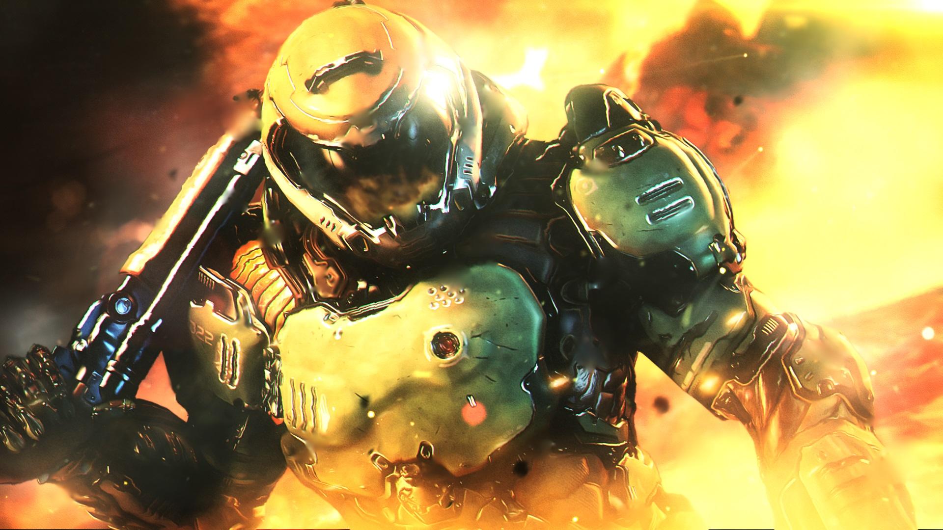 Steam Workshop Doom Slayer