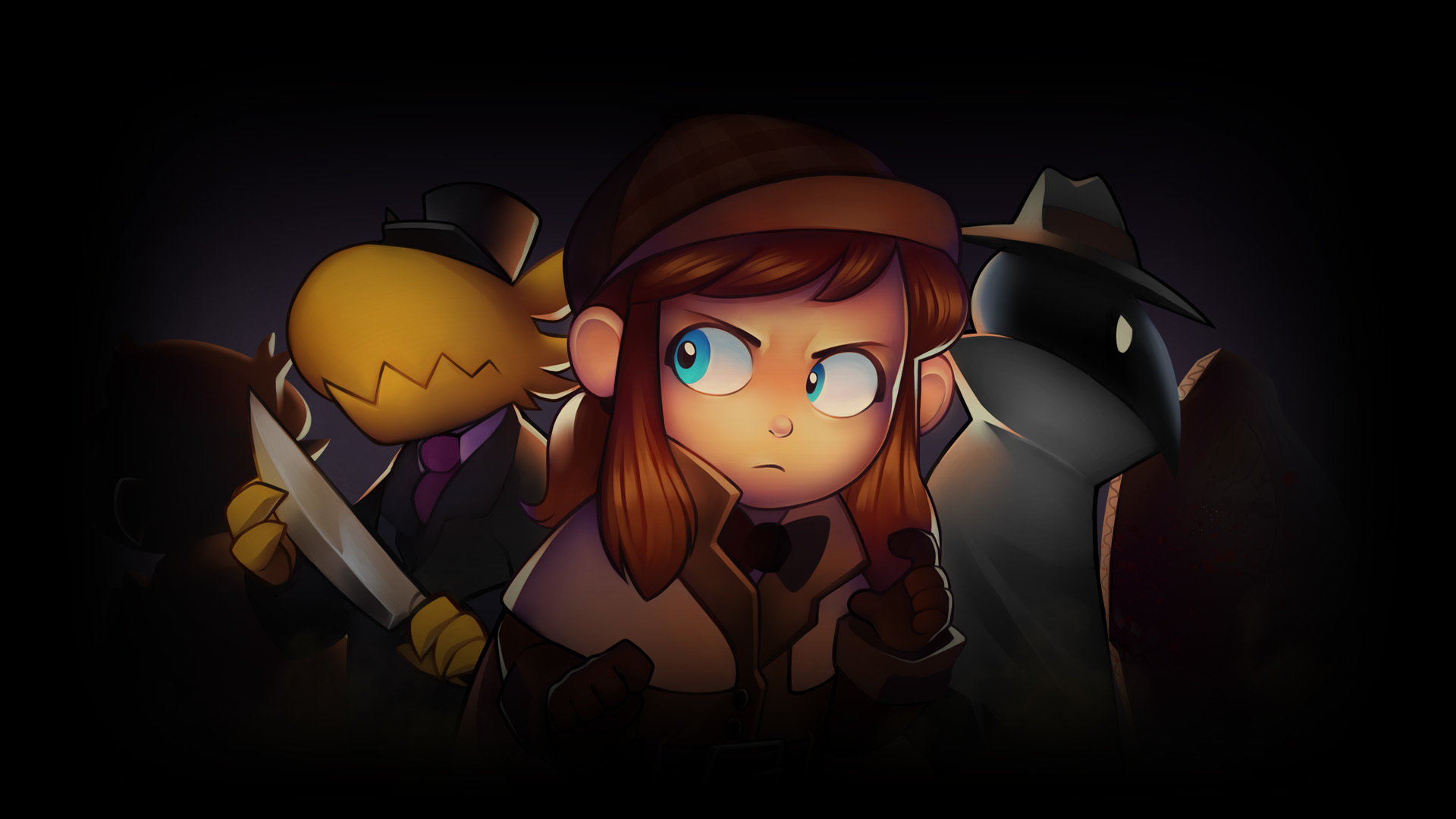 Steam workshop a hat in time awesome levels time rifts - Doge steam background ...