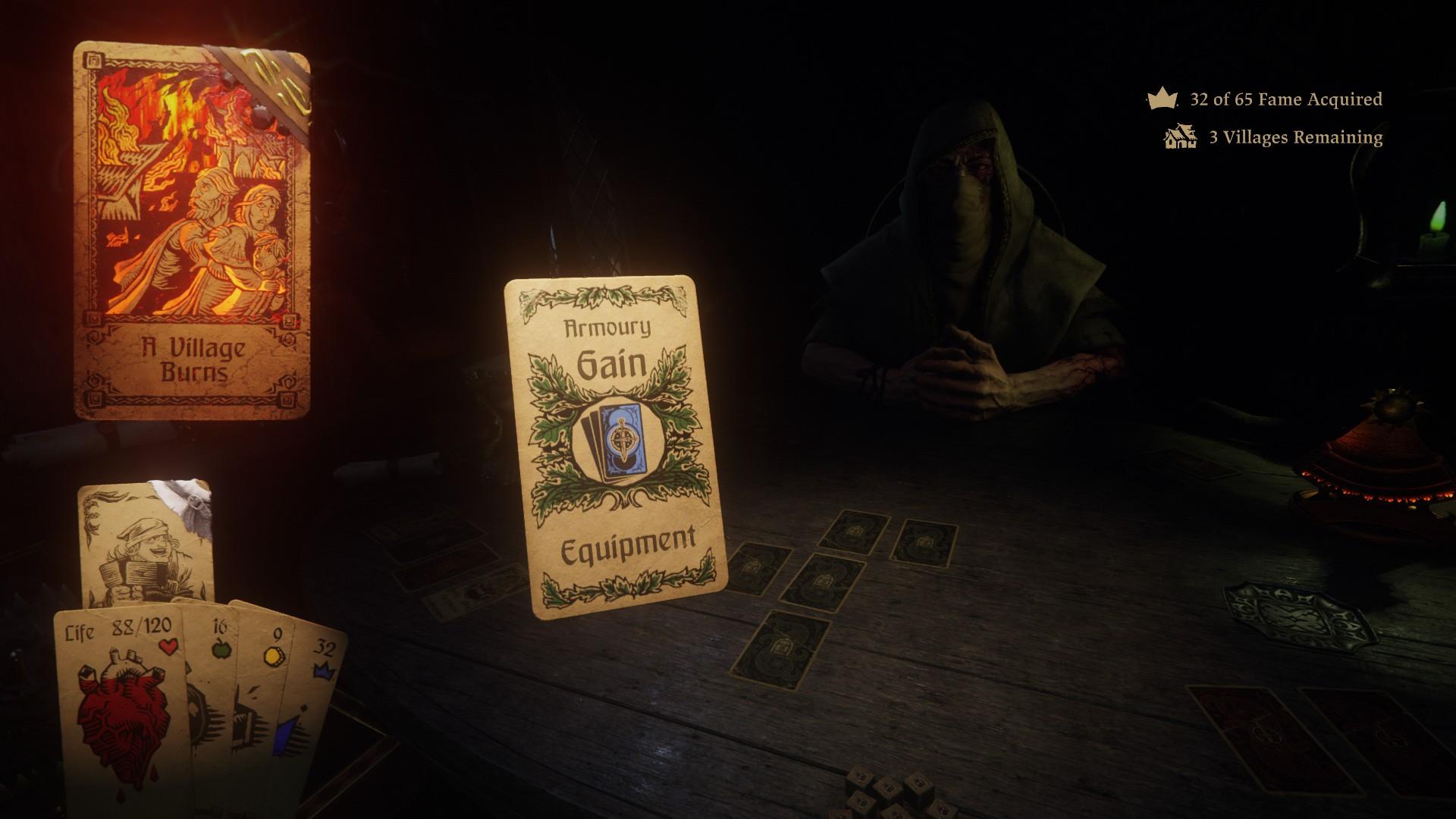 Гайд и прохождение Hand of Fate 2 - как получить все ачивки