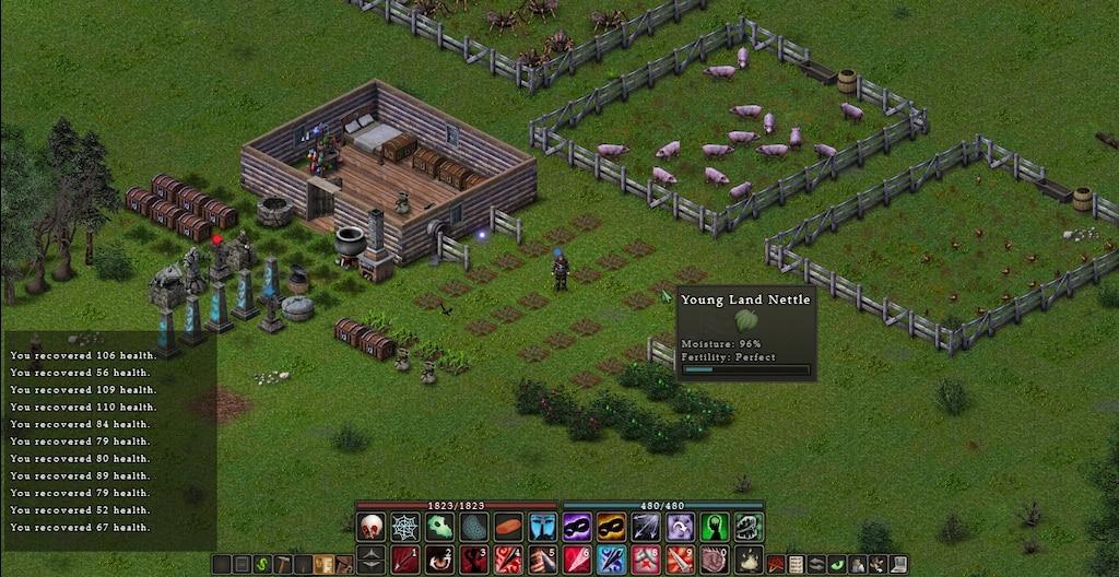 Steam Community :: Screenshot :: Land Nettle most valuable herb