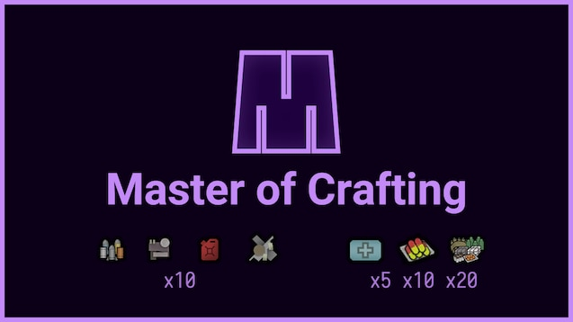 Steam Workshop :: Master of Crafting