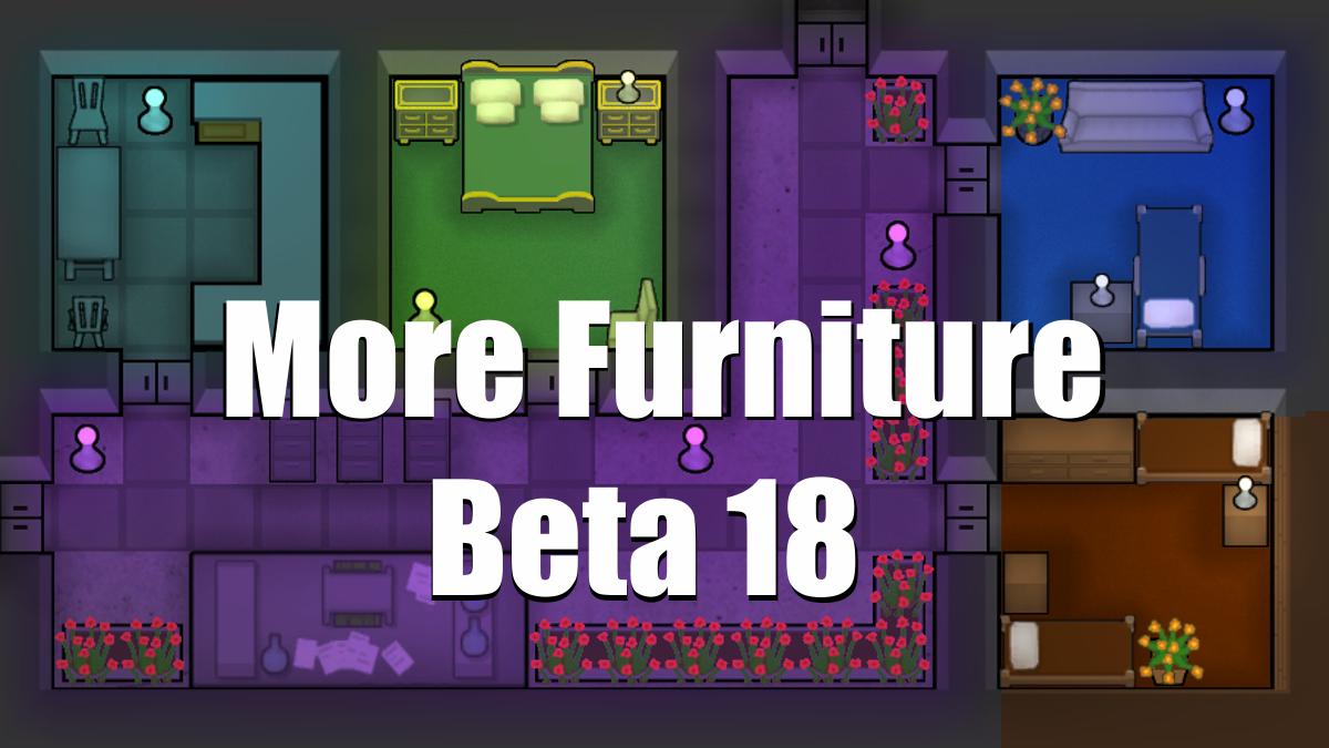 More Furniture [B18]