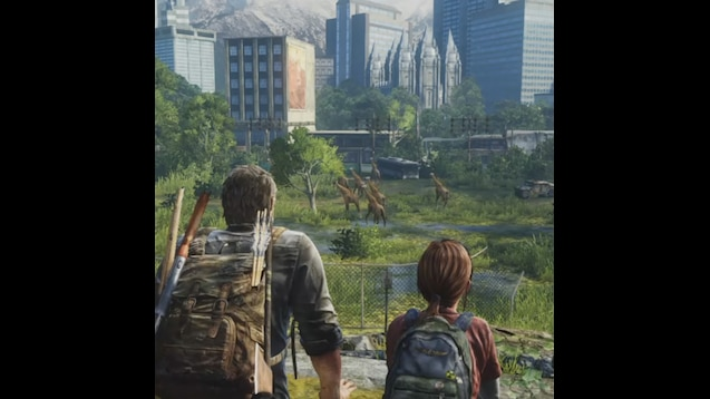 Steam Workshop :: The Last of Us - Giraffe Scene
