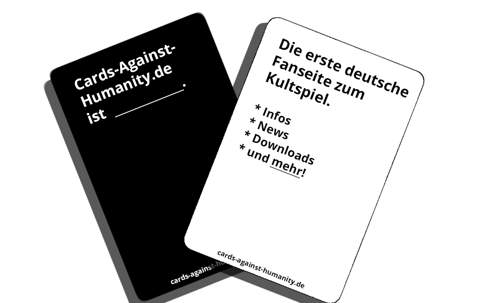 Cards Against Humanity Deutsch Online