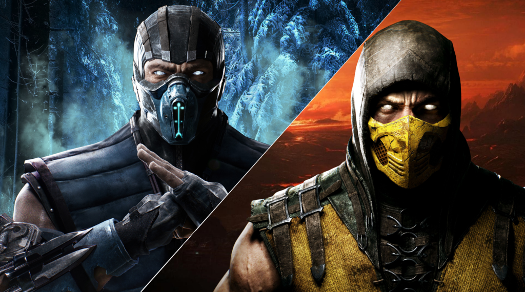 30 Trends Ideas Mortal Kombat Scorpion Vs Sub Zero Drawings