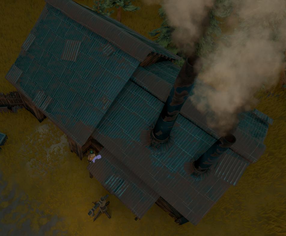 Завод в Foxhole