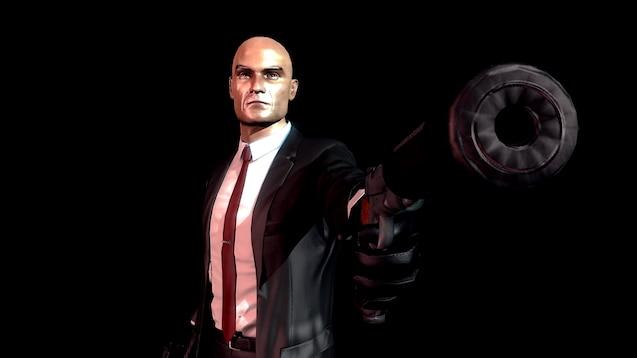Workshop Di Steam Hitman Agent 47 Suit Ragdoll