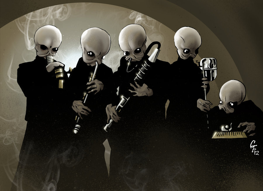 Workshop Di Steam Star Wars Cantina Band For Radio Maps Sounds