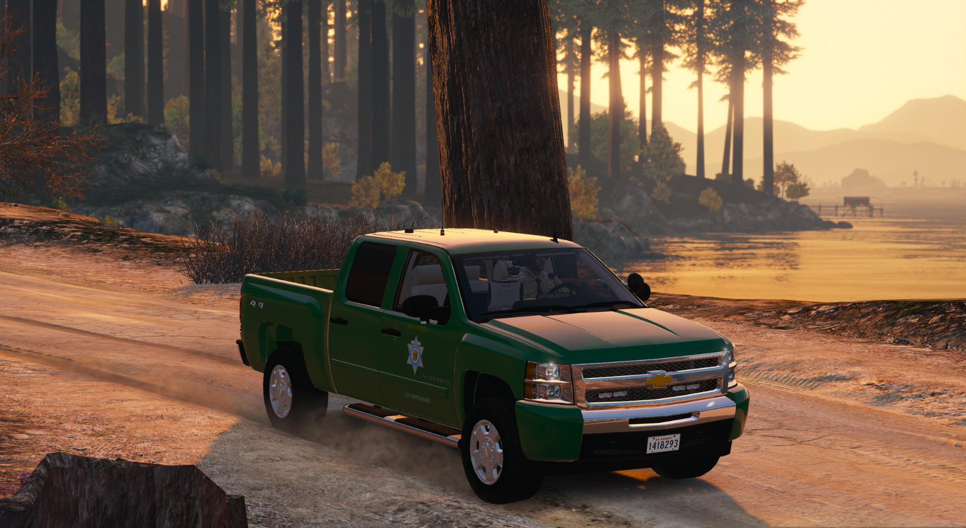 Lore Friendly: San Andreas Game Warden Skins - Department of