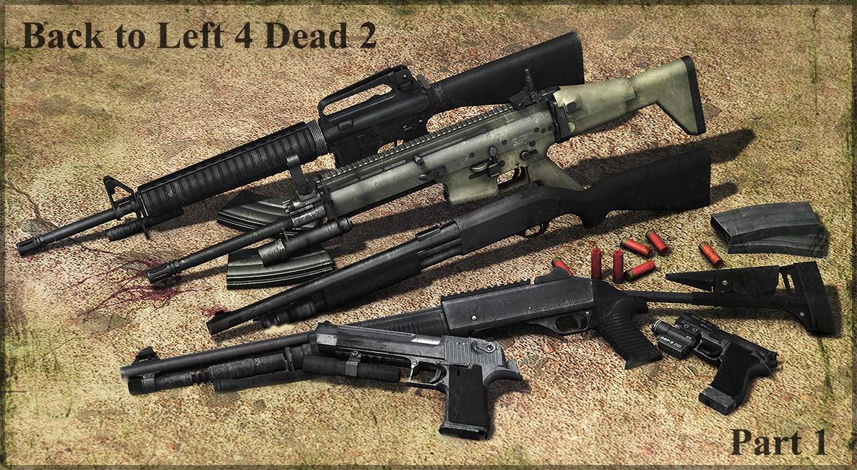 Steam Workshop :: Left 4 Dead 2 My mods collection's