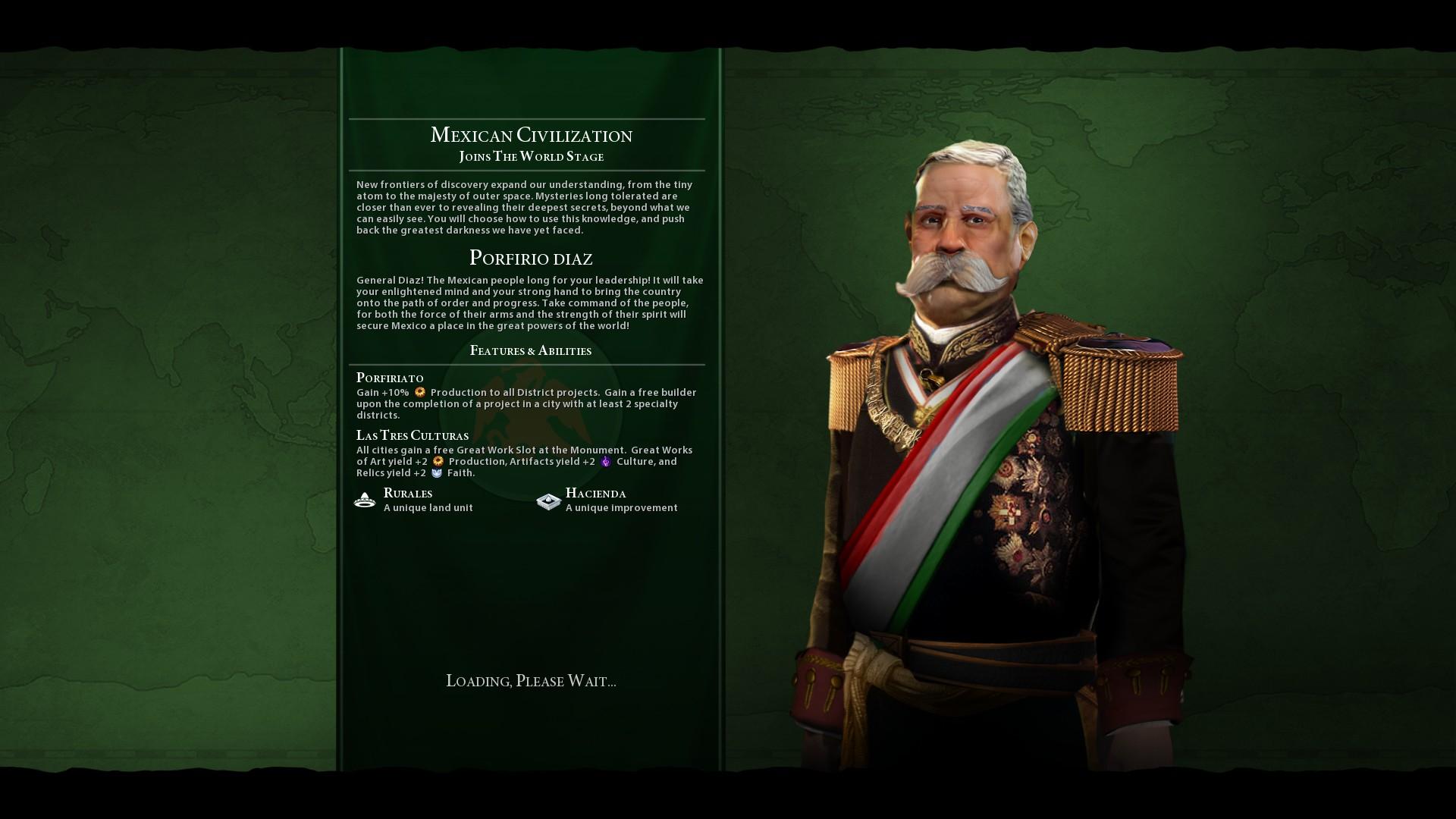 Steam Workshop :: Leugi's Mexico Civilization